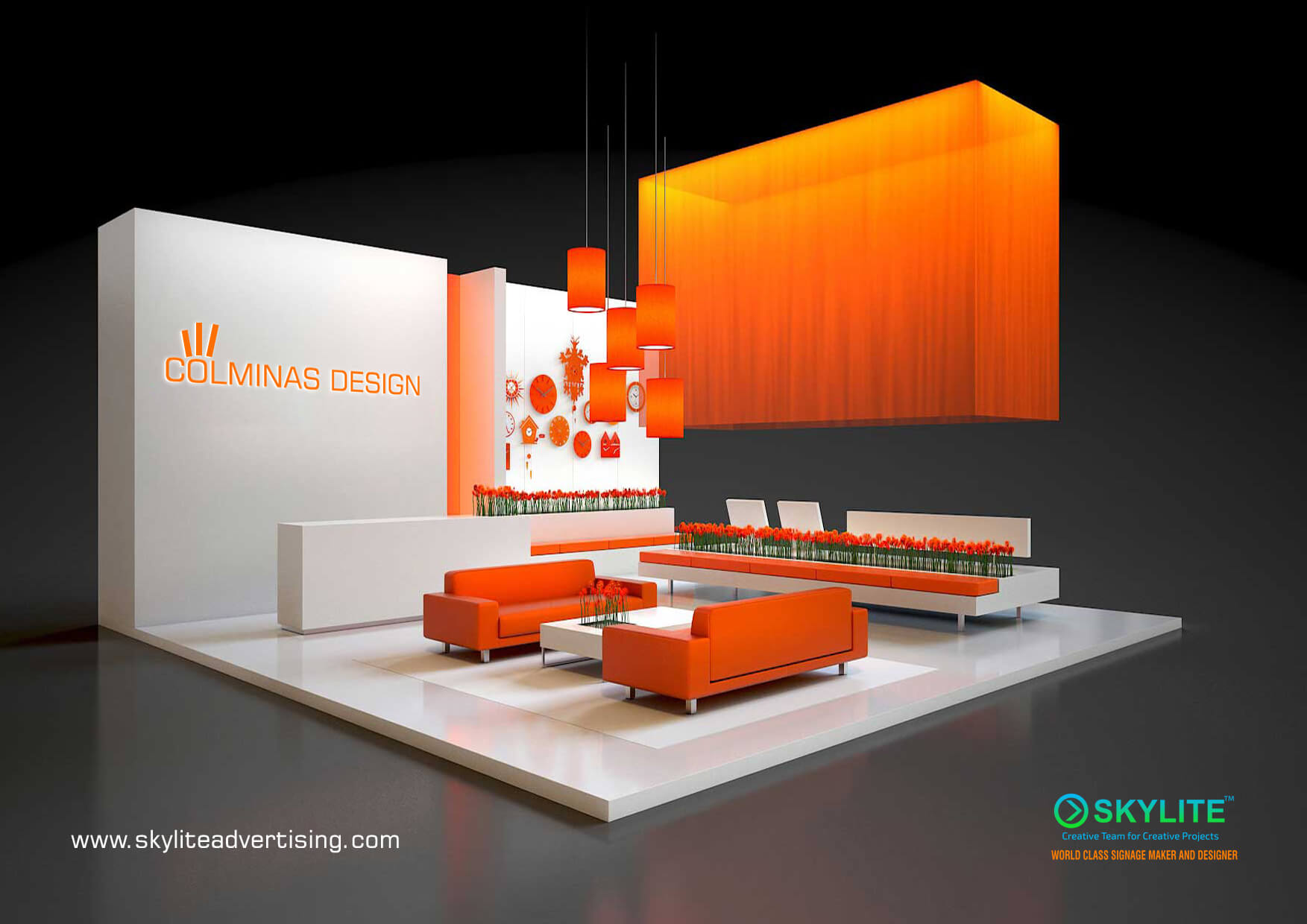 Exhibit Booth Design Fabrication Philippines | Booth Maker ...