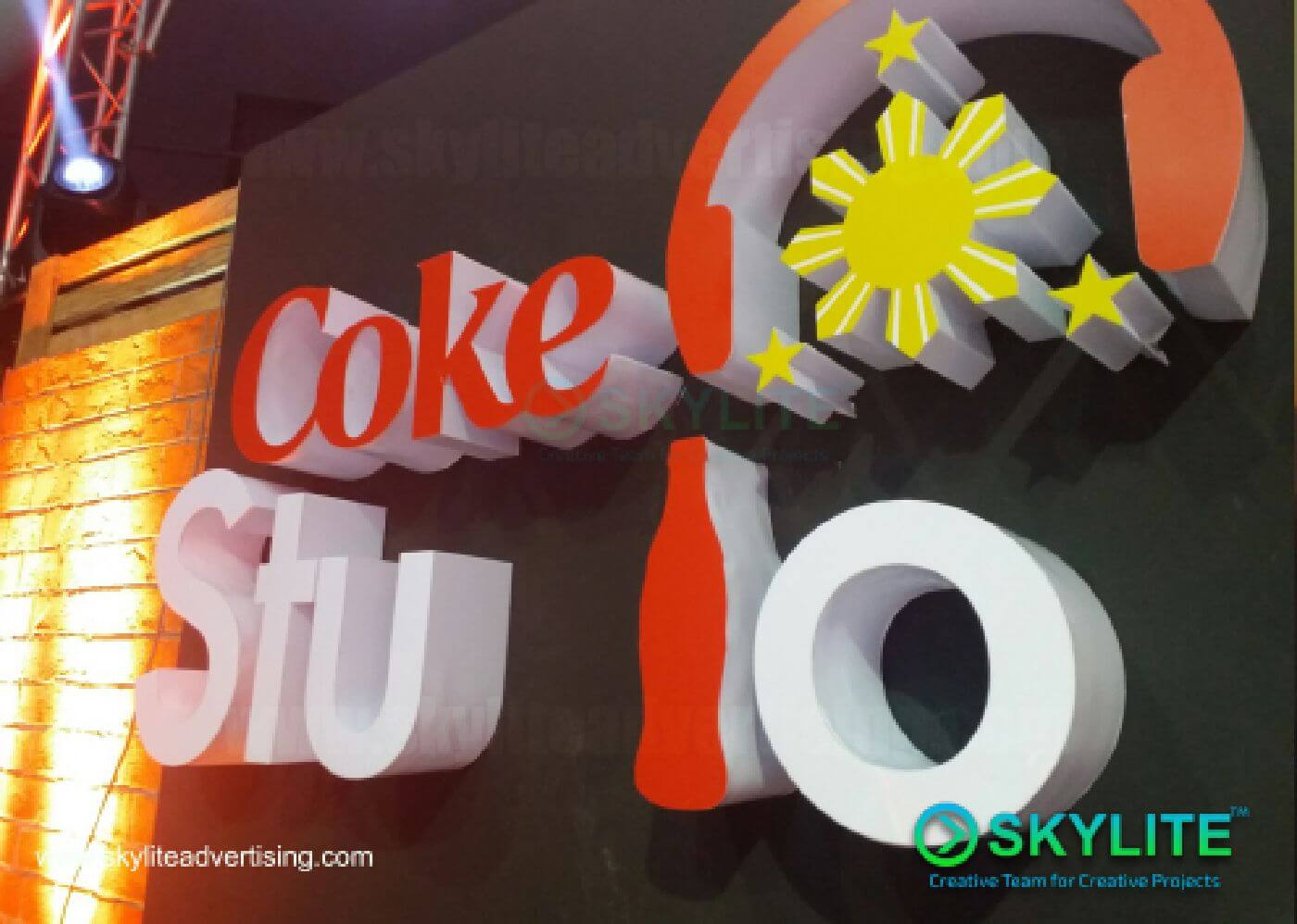 Sign Maker Philippines | 3D Acrylic Signage Maker | Signage Maker