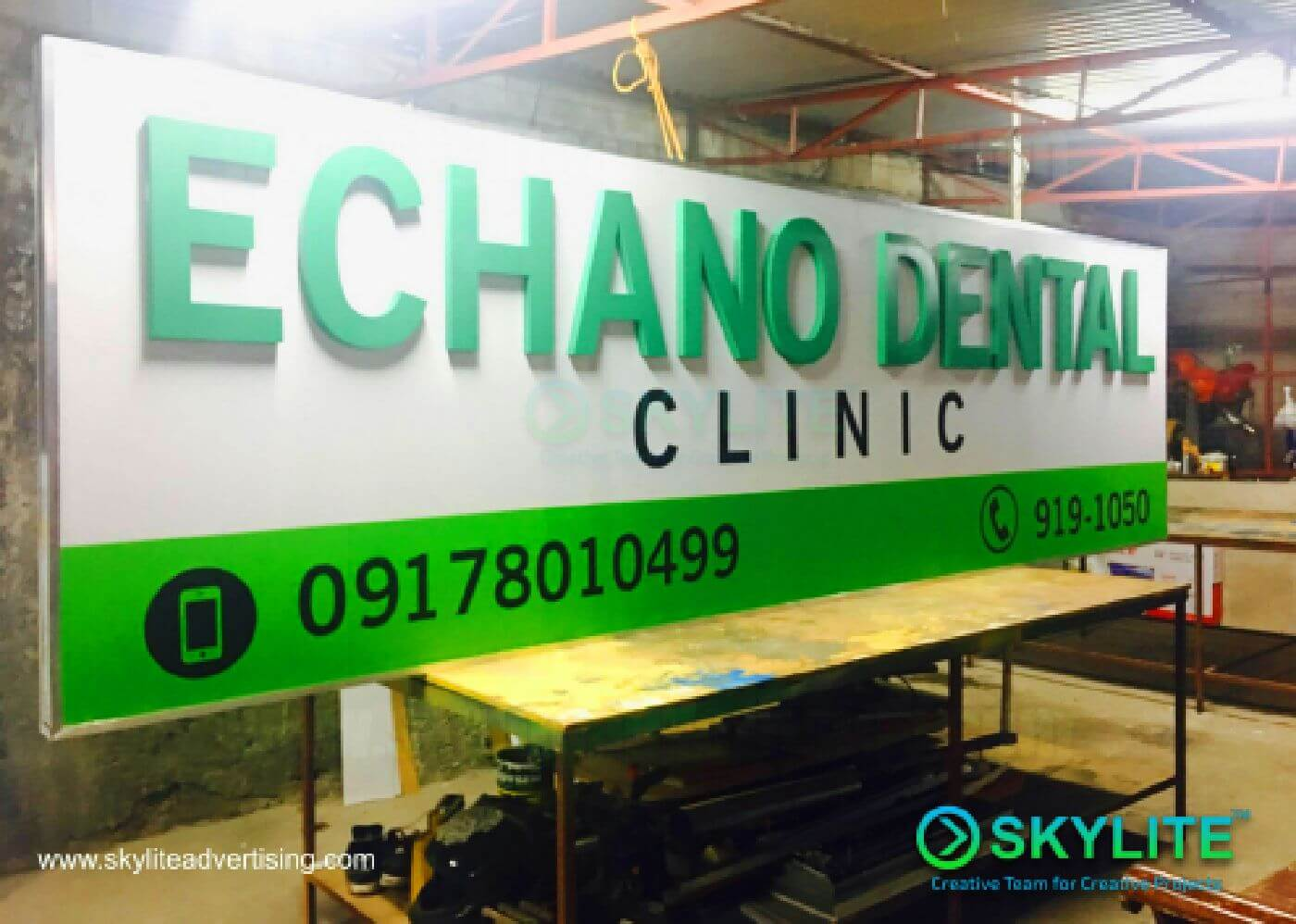 Sign Maker Philippines | 3D Acrylic Signage Maker | Signage Maker